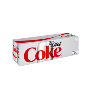 Diet Coke 12 Pack Cans