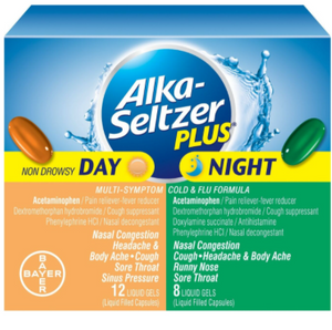 Alka-Seltzer Plus Day & Night