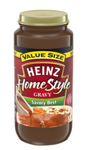 Load image into Gallery viewer, Heinz Homestyle Savory Beef Gravy