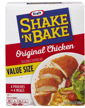 Load image into Gallery viewer, Shake 'N Bake Original Chicken Value Size