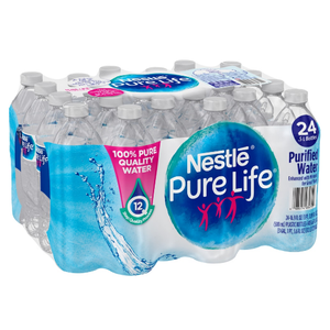 Nestle Pure Life Water 24 Pack