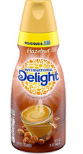 Load image into Gallery viewer, International Delight Hazelnut Gourmet Coffee Creamer