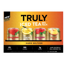 Load image into Gallery viewer, Truly Iced Tea Seltzer Mix Pack
