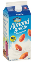 Load image into Gallery viewer, Almond Breeze Vanilla Almond Milk