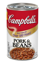 Load image into Gallery viewer, Campbell's Pork and Beans