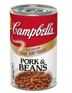Campbell's Pork and Beans