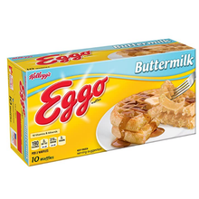 Load image into Gallery viewer, Kellogg's Buttermilk Eggo Waffles