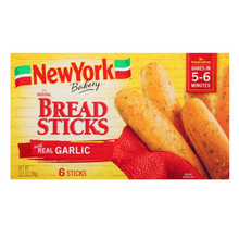 Load image into Gallery viewer, New York Bread Sticks with Garlic