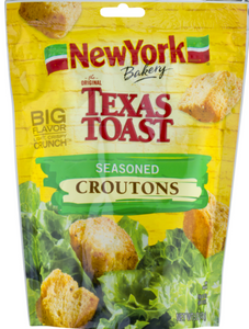 New York Texas Toast Seasoned Croutons