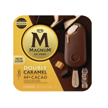 Load image into Gallery viewer, Magnum Double Caramel Ice Cream Bars