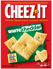 Load image into Gallery viewer, Cheez-It Crackers White Cheddar