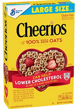 Load image into Gallery viewer, General Mills Cheerios Cereal