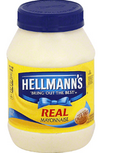 Load image into Gallery viewer, Hellmann's Real Mayonnaise