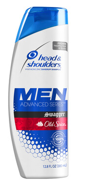 Head & Shoulders Men Old Spice Swagger Shampoo
