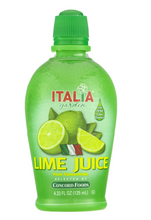 Load image into Gallery viewer, Italia Garden Lime Juice