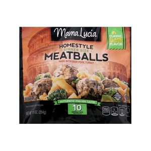 Mama Lucia Homestyle Dinner Size Meatballs