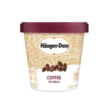 Load image into Gallery viewer, Haagen Dazs Coffee Ice Cream