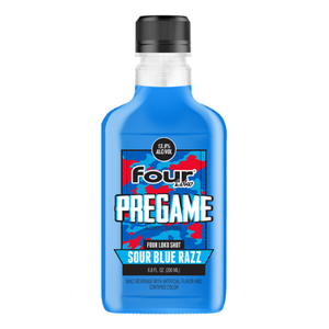 Four Loko Pregame Sour Blue Razz