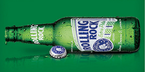 Rolling Rock 24 Pack Bottles Beer