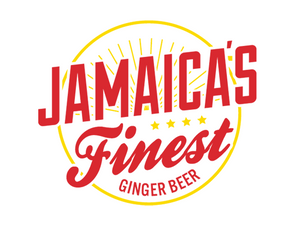 Jamaica's Finest Original Ginger Beer