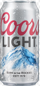 Coors Light 30 Pack Beer