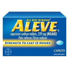 Load image into Gallery viewer, Aleve Pain Reliever