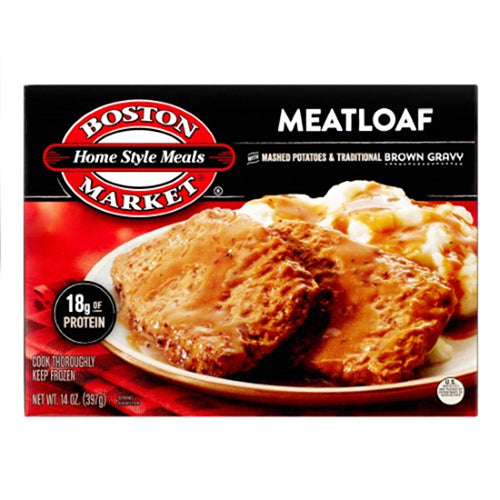 Boston Market Meat Loaf