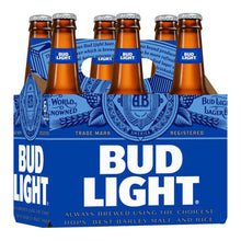 Load image into Gallery viewer, Bud Light 6 Pack Beer