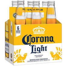 Load image into Gallery viewer, Corona Light 6 Pack Beer