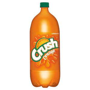 Crush Orange Caffeine Free 2L