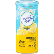 Load image into Gallery viewer, Crystal Light Lemonade