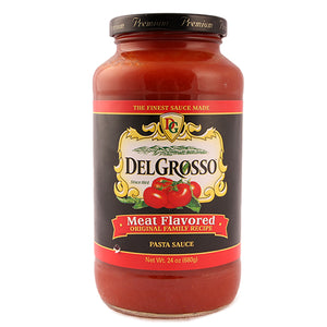 Del Grosso Meat Flavored