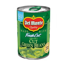 Load image into Gallery viewer, Del Monte Quality Fresh Cut Grean Beans