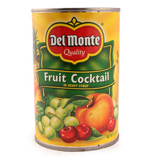 Load image into Gallery viewer, Del Monte Fruit Cocktail