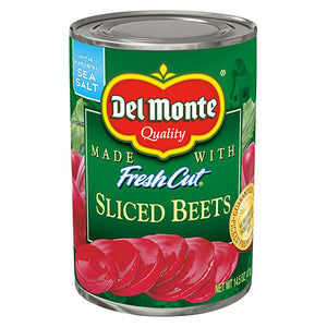 Del Monte Quality Fresh Cut Sliced Beets