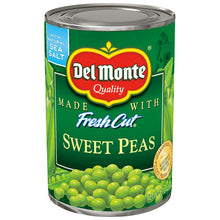 Load image into Gallery viewer, Del Monte Quality Fresh Cut Sweet Peas