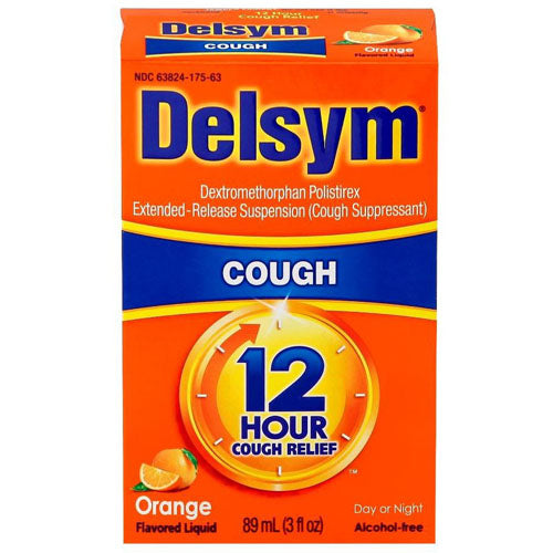 Delsym Cough Suppressant