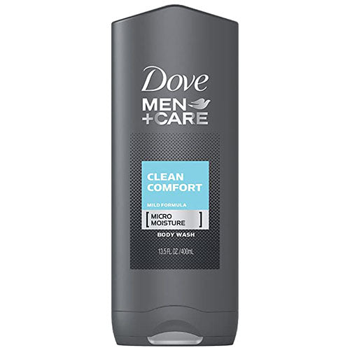 Dove Men +Care Clean Comfort Body and Face Wash