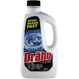 Liquid Drano Drain Cleaner
