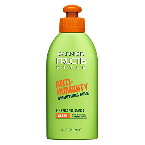 Garnier Fructis Style Anti Humidity Smoothing Milk