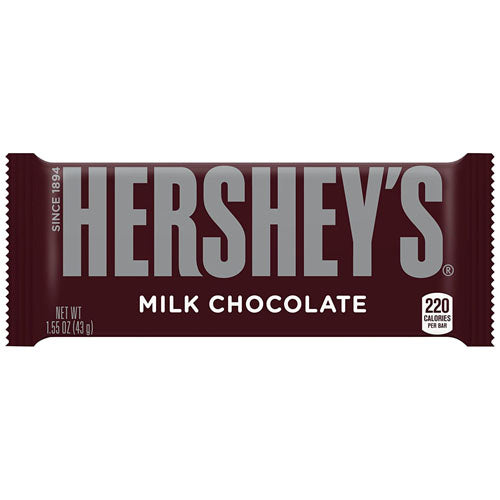 Hershey's Milk Chocolate Candy Bar