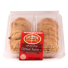 Load image into Gallery viewer, LoftHouse Cookies Oatmeal Raisin