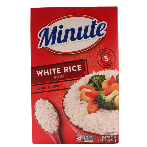 Minute White Rice