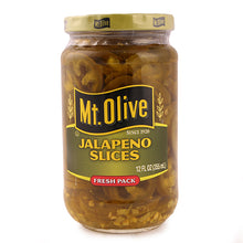 Load image into Gallery viewer, Mt. Olive Jalapeno Slices