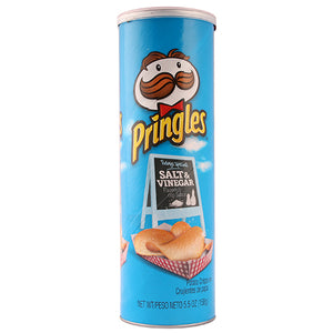 Pringles Salt and Vinegar Chips