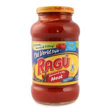 Load image into Gallery viewer, Ragu Meat Pasta Sauce