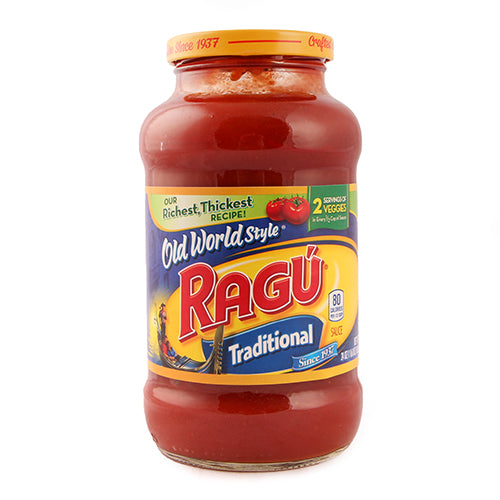 Ragu Traditional Pasta Sauce