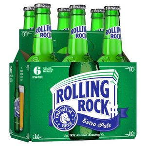 Rolling Rock 6 Pack Beer