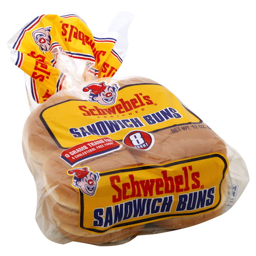 Schwebel's Hamburger Buns