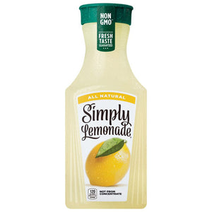 Simply All Natural Lemonade